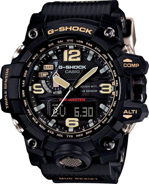 Наручные мужские часы Casio GWG-1000-1A