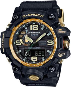 Наручные мужские часы Casio GWG-1000GB-1A
