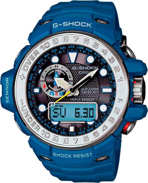 Наручные мужские часы Casio GWN-1000-2A