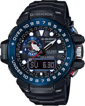 Наручные мужские часы Casio GWN-1000B-1B