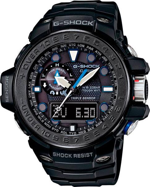 Наручные мужские часы Casio GWN-1000C-1A