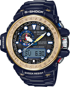 Наручные мужские часы Casio GWN-1000F-2A