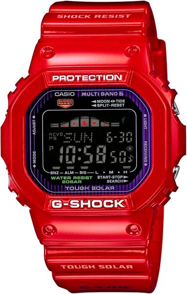 Наручные мужские часы Casio GWX-5600C-4E