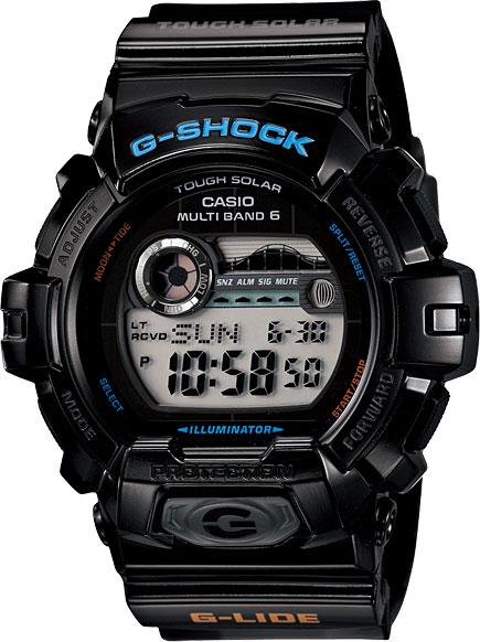 Наручные мужские часы Casio GWX-8900-1E