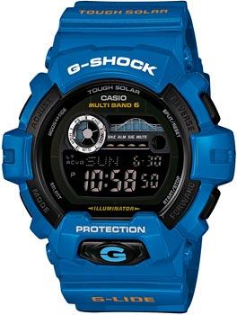 Наручные мужские часы Casio GWX-8900D-2E