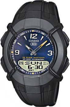 Наручные мужские часы Casio HDC-600-2B