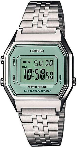 Наручные женские часы Casio LA-680WEA-7E
