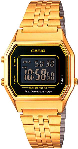 Наручные женские часы Casio LA-680WEGA-1B