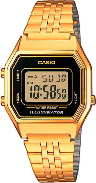 Наручные женские часы Casio LA-680WEGA-1E