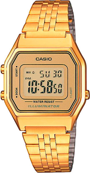 Наручные женские часы Casio LA-680WEGA-9E