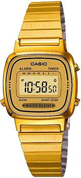 Наручные женские часы Casio LA670WEGA-9E