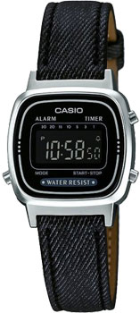 Наручные женские часы Casio LA670WEL-1B
