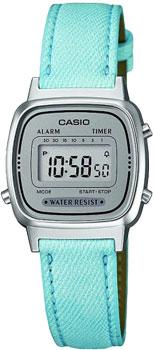 Наручные женские часы Casio LA670WEL-2A