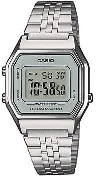Наручные женские часы Casio LA680WEA-7E