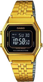 Наручные женские часы Casio LA680WEGA-1E