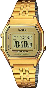 Наручные женские часы Casio LA680WEGA-9E
