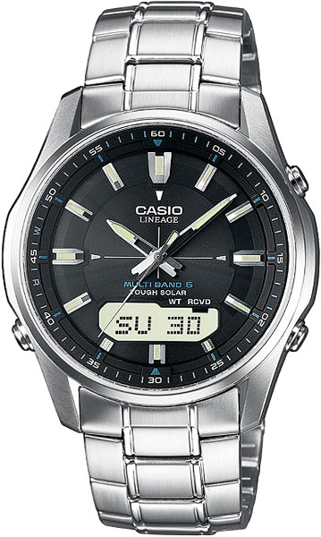 Наручные мужские часы Casio LCW-M100DSE-1A