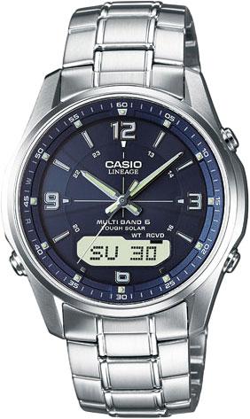 Наручные мужские часы Casio LCW-M100DSE-2A