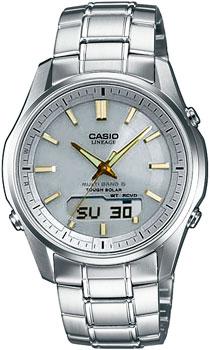 Наручные мужские часы Casio LCW-M100DSE-7A2
