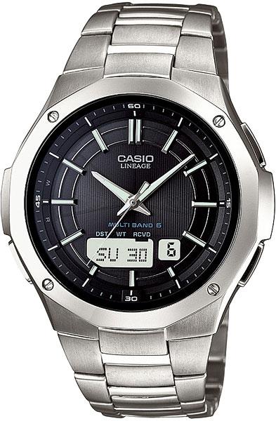 Наручные мужские часы Casio LCW-M160TD-1A