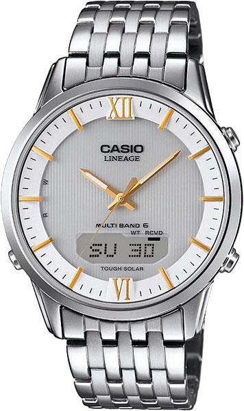 Наручные мужские часы Casio LCW-M180D-7A