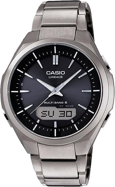 Наручные мужские часы Casio LCW-M500TD-1A