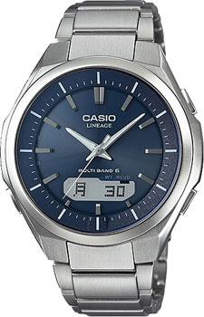 Наручные мужские часы Casio LCW-M500TD-2A