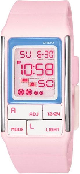 Наручные женские часы Casio LDF-51-4A