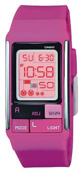 Наручные женские часы Casio LDF-52-4A