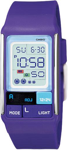 Наручные женские часы Casio LDF-52-6A