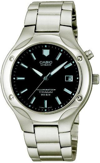 Наручные мужские часы Casio LIN-165-1B