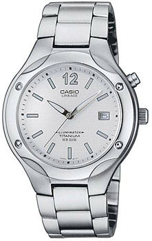 Наручные мужские часы Casio LIN-165-8B
