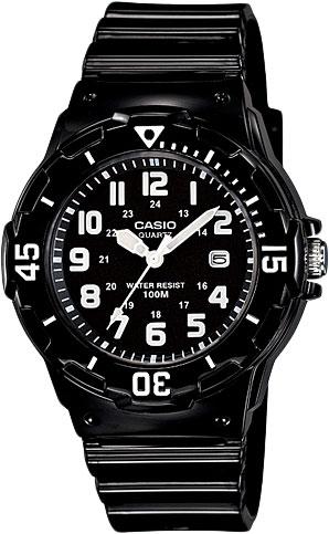Наручные женские часы Casio LRW-200H-1B