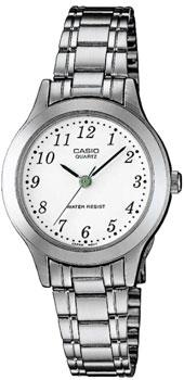 Наручные женские часы Casio LTP-1128PA-7B