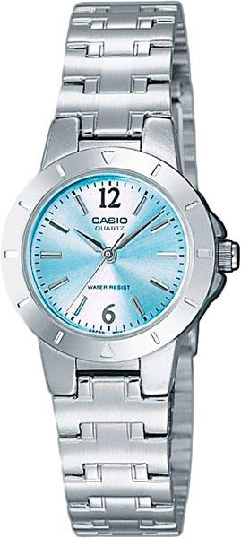 Наручные женские часы Casio LTP-1177PA-2A