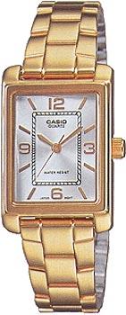Наручные женские часы Casio LTP-1234G-7A