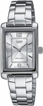Наручные женские часы Casio LTP-1234PD-7A