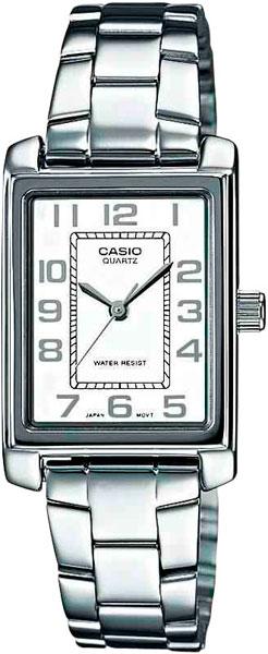 Наручные женские часы Casio LTP-1234PD-7B