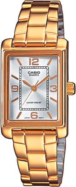 Наручные женские часы Casio LTP-1234PG-7A