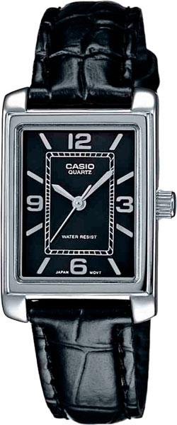 Наручные женские часы Casio LTP-1234PL-1A