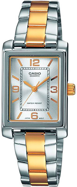 Наручные женские часы Casio LTP-1234SG-7A