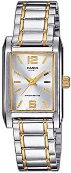 Наручные женские часы Casio LTP-1235PSG-7A
