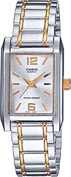 Наручные женские часы Casio LTP-1235SG-7A