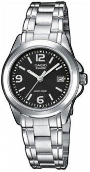 Наручные женские часы Casio LTP-1259PD-1A