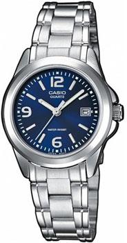 Наручные женские часы Casio LTP-1259PD-2A