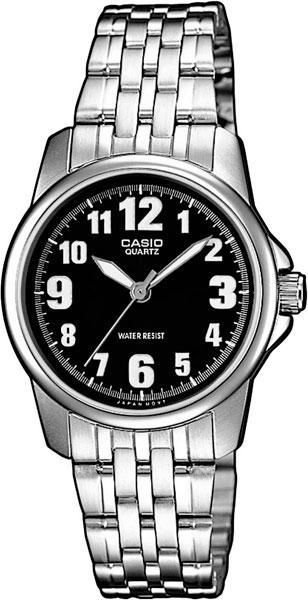 Наручные женские часы Casio LTP-1260PD-1B