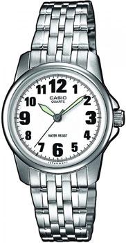 Наручные женские часы Casio LTP-1260PD-7B