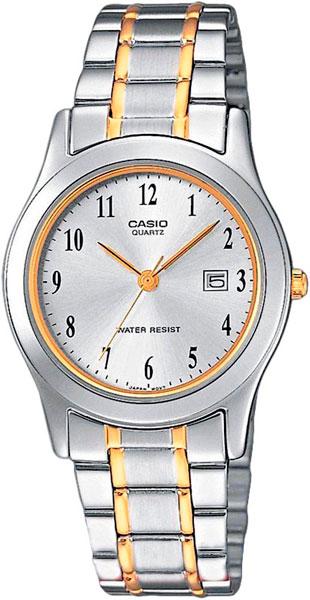 Наручные женские часы Casio LTP-1264PG-7B