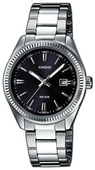 Наручные женские часы Casio LTP-1302PD-1A1