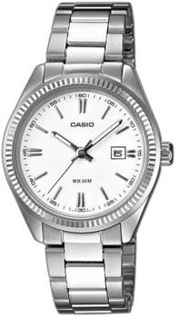 Наручные женские часы Casio LTP-1302PD-7A1